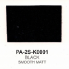 Polyester Black Smooth Matt