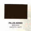 Polyester Brown Smooth Matt